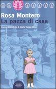 Copertina dell'audiolibro La pazza di casa di MONTERO, Rosa