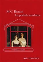 Copertina dell'audiolibro La perfida madrina di BEATON, M.C.