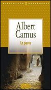 Copertina dell'audiolibro La peste di CAMUS, Albert
