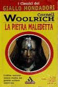 Copertina dell'audiolibro La pietra maledetta di WOOLRICH, Cornell