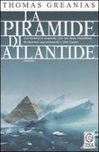 Copertina dell'audiolibro La piramide di atlantide di GREANIAS, Thomas