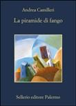 Copertina dell'audiolibro La piramide di fango di CAMILLERI, Andrea