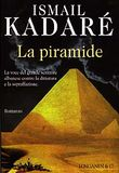 Copertina dell'audiolibro La piramide di KADARE, Ismail
