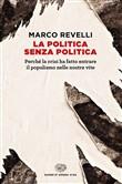 Copertina dell'audiolibro La politica senza politica: perché la crisi ha fatto… di REVELLI, Marco