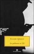 Copertina dell'audiolibro La poltrona n.30 di QUEEN, Ellery