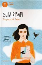 Copertina dell'audiolibro La porta di Anne di RISORI, Guia