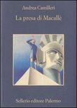 Copertina dell'audiolibro La presa di Macallé di CAMILLERI, Andrea