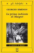 Copertina dell'audiolibro La prima inchiesta di Maigret