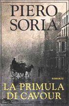 Copertina dell'audiolibro La primula di Cavour di SORIA, Piero