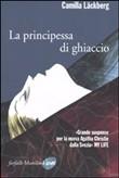 Copertina dell'audiolibro La principessa di ghiaccio