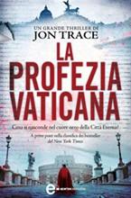Copertina dell'audiolibro La profezia vaticana di TRACE, Jon