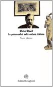 Copertina dell'audiolibro La psicoanalisi nella cultura italiana di DAVID, Michel