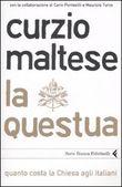 Copertina dell'audiolibro La Questua: quanto costa la Chiesa agli italiani