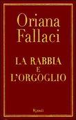 Copertina dell'audiolibro La rabbia e l'orgoglio di FALLACI, Oriana