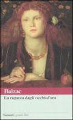 Copertina dell'audiolibro La ragazza dagli occhi d'oro di BALZAC, Honoré de