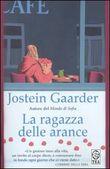 Copertina dell'audiolibro La ragazza delle arance di GAARDER, Jostein