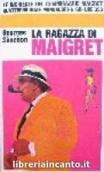 Copertina dell'audiolibro La ragazza di Maigret di SIMENON, Georges
