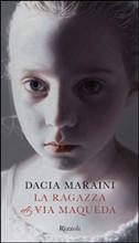 Copertina dell'audiolibro La ragazza di via Maqueda di MARAINI, Dacia