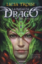 Copertina dell'audiolibro La ragazza drago – Lo scontro finale