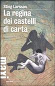 Copertina dell'audiolibro La regina dei castelli di carta – vol.3 di LARSSON, Stieg