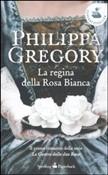 Copertina dell'audiolibro La regina della Rosa Bianca di GREGORY, Philippa