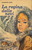 Copertina dell'audiolibro La regina delle nevi