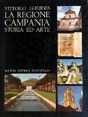 Copertina dell'audiolibro La regione Campania: storia ed arte