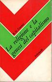 Copertina dell'audiolibro La religione e la genesi del capitalismo di TAWNEY, Richard H.