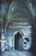 Copertina dell'audiolibro La reliquia di Costantinopoli