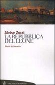 Copertina dell'audiolibro La Repubblica del Leone di ZORZI, Alvise
