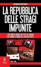 Copertina dell'audiolibro La repubblica delle stragi impunite di IMPOSIMATO, Ferdinando