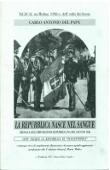 Copertina dell'audiolibro La repubblica nasce nel sangue di DEL PAPA, Carlo Antonio