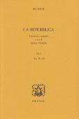 Copertina dell'audiolibro La Repubblica vol. V – libri VI e VII di PLATONE (a cura di Mario Vegetti)