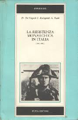 Copertina dell'audiolibro La resistenza monarchica in Italia (1943-1945) di DE NAPOLI, D. - BOLOGNINI, S. - RATTI, A.