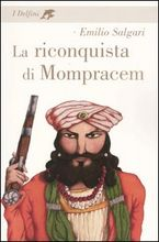 Copertina dell'audiolibro La riconquista di Mompracem di SALGARI, Emilio