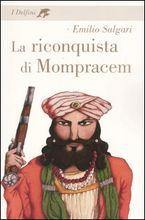 Copertina dell'audiolibro La riconquista di Mompracem