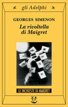 Copertina dell'audiolibro La rivoltella di Maigret