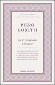 Copertina dell'audiolibro La rivoluzione liberale di GOBETTI, Piero