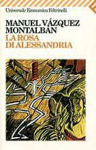 Copertina dell'audiolibro La Rosa di Alessandria