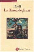 Copertina dell'audiolibro La Russia degli zar di RAEFF, Marc