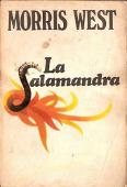 Copertina dell'audiolibro La salamandra di WEST, Morris