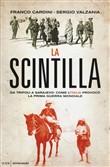 Copertina dell'audiolibro La scintilla di CARDINI, Franco - VALZANIA, Sergio