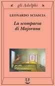 Copertina dell'audiolibro La scomparsa di Majorana