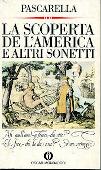 Copertina dell'audiolibro La scoperta dell'America e altri sonetti di PASCARELLA, Cesare