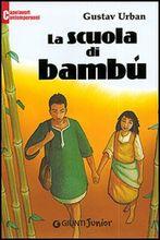 Copertina dell'audiolibro La scuola di bambù di URBAN, Gustav