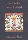 Copertina dell'audiolibro La setta degli angeli di CAMILLERI, Andrea