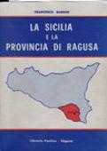 Copertina dell'audiolibro La Sicilia e la provincia di Ragusa di BARONE, Francesco