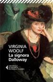 Copertina dell'audiolibro La Signora Dalloway