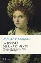 Copertina dell'audiolibro La Signora del Rinascimento: vita e splendore di Isabella d'Este alla corte di Mantova