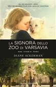Copertina dell'audiolibro La signora dello zoo di Varsavia